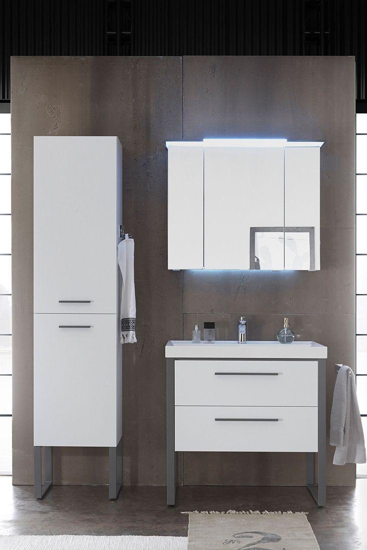 Pelipal Badezimmer Solitaire 9025 Weiss Matt Mobel Letz Ihr Online Shop Badezimmer Waschtischunterschrank Spiegelschrank