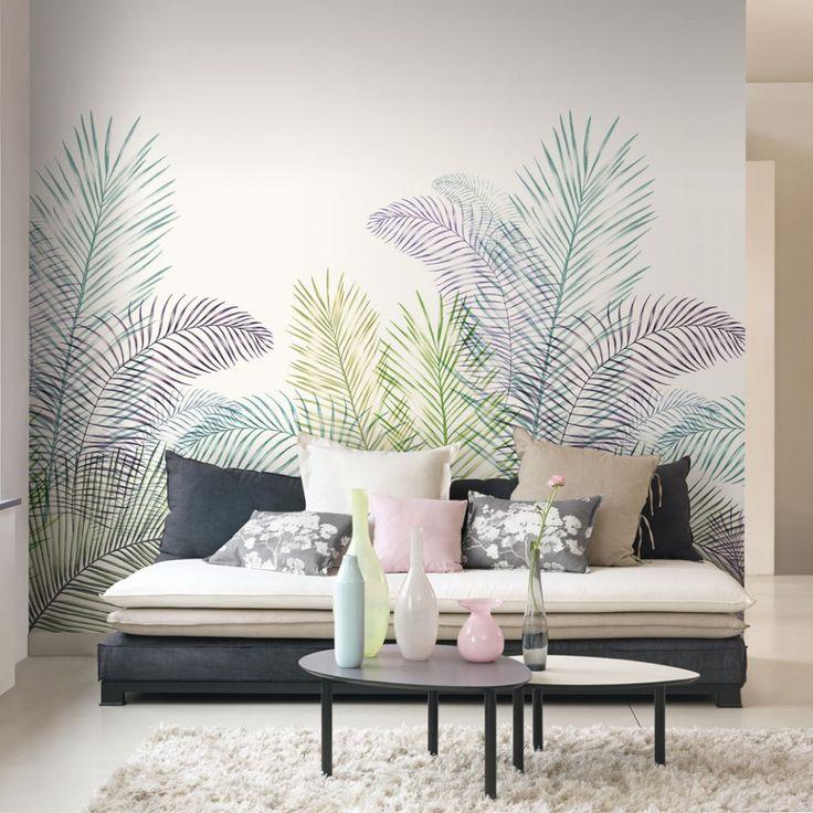 Fotomural de papel-pintado Casadeco colección So Wall 2 SWL27457307 jardín botánico
