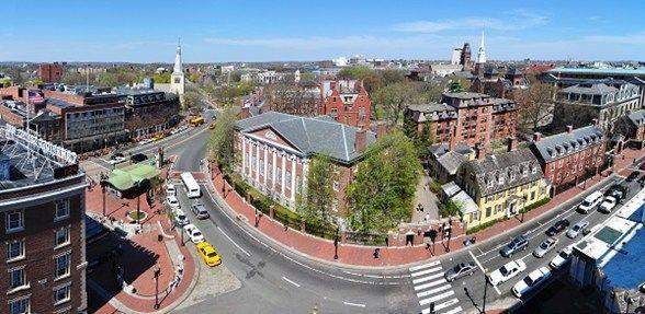 2. Harvard (USA) Képek: ezek az egyetemek a világ legjobbjai - eduline.hu