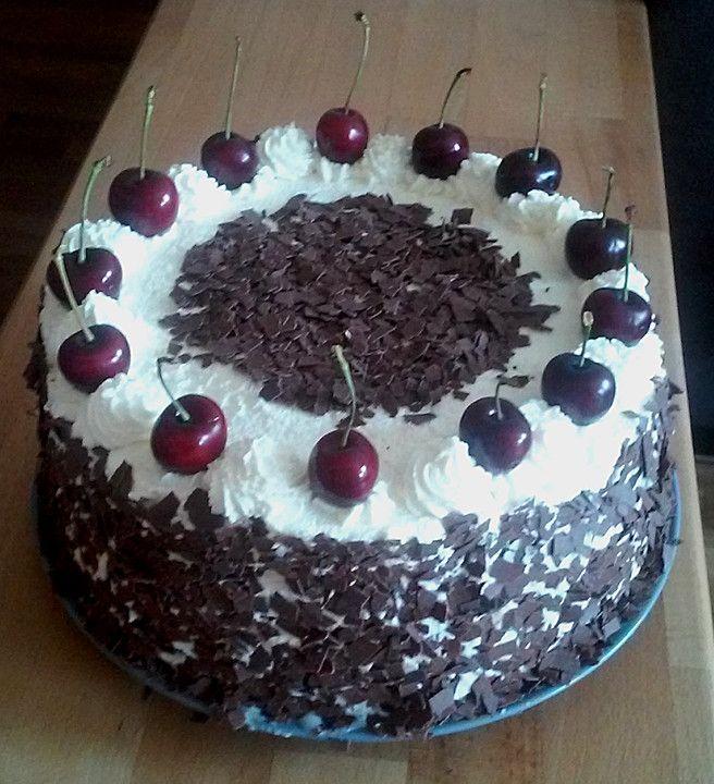 Kuchen deutschland  19 besten Opa Torte Bilder auf Pinterest   Schwarzwälder ...