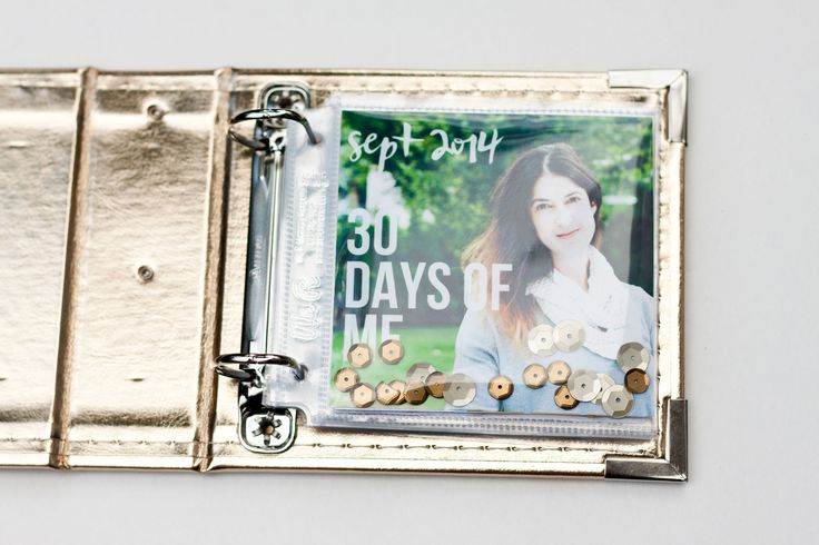 30 days of me - cover by Shoppingsyl at @studio_calico