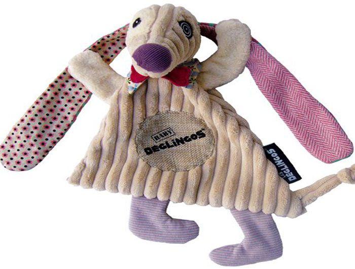 Το νάνι (comforter) είναι βασικό κομμάτι για κάθε μωρό. Και γιατί όχι ένα μωρό Deglingos? Τι θα μπορούσε να είναι πιο hip & funky? Δεν υπάρχει τίποτε πιο απαλό από το βελουτέ κοτλέ των Deglingos σε συνδυασμό με τα υπόλοιπα μοναδικά υφάσματα.  Ιδανικό δώρο για το μαιευτήριο.