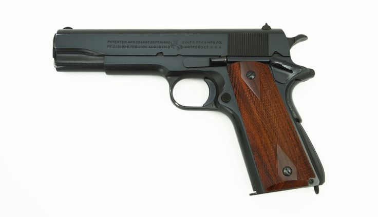 Colt M1911A1 .45 ACP caliber pistol. Talo Limited Edition Military model. Made on a '70 Series model. Excellent condition with box.