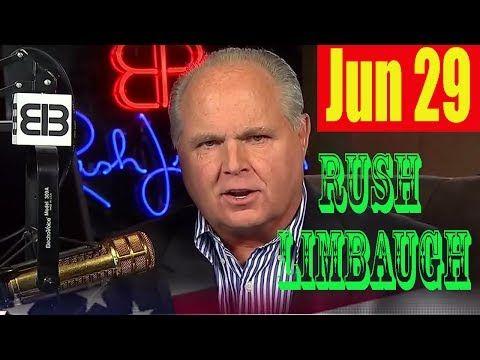 Rush Limbaugh Radio 6/29/17 - Rush 24/7 Morning Update: Supermarket Blues