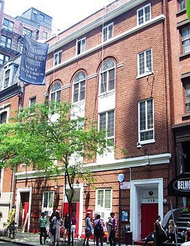 Lee Strasberg Theatre and Film Institute - Wikipedia, the free encyclopedia