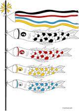 """Résultat de recherche d'images pour """"coloriage carpe koi"""""""