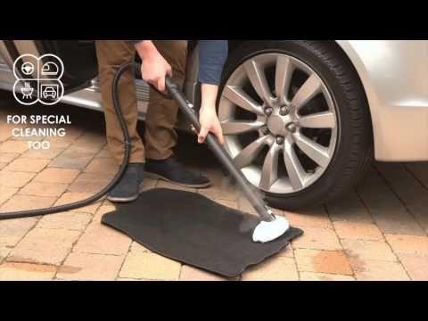 Vaporetto si presta per le pulizie straordinarie (barbeque, sedili e cerchioni dell'auto, motore, fughe delle piastrelle) in aggiunta a quelle di tutti i giorni.