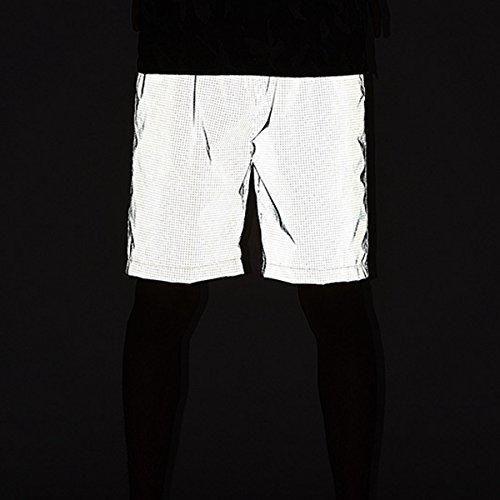 Oferta: 24.99€ Dto: -17%. Comprar Ofertas de MaMaison007 Noche de verano reflexivos cortos deportes Equitación Ciclismo pantalones de Jogging bandas reflectantes protecto barato. ¡Mira las ofertas!