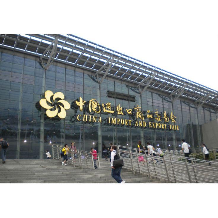 Feria de Canton, o Canton Fair Guangzhou - China - La Bodega China ...