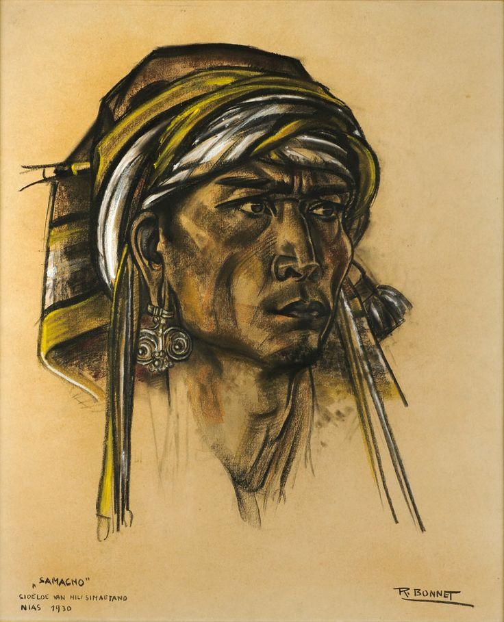 Rudolf Bonnet (1895-1978) - 1930