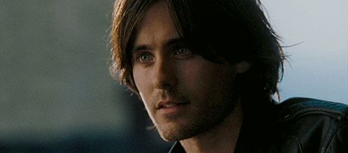 When he bit his lip and made you weak at the knees. | 29 Photos Of Jared Leto That Will Make You Pregnant