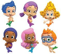Image detail for -Bubble Guppies