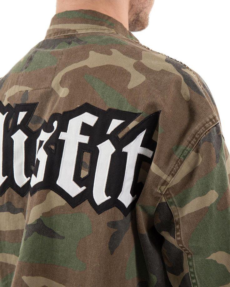 Misfit Field Jacket | R13