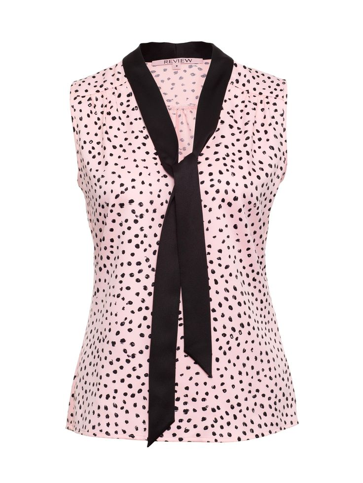 Key To My Heart Spot Top | Career Style | Review Australia