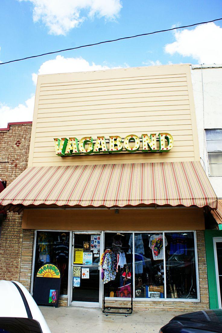 Vagabond clothing store