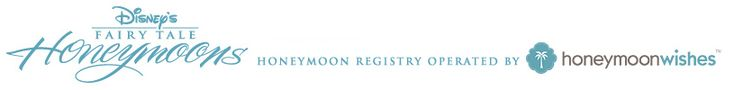 Honeymoon Wishes - Your Disney honeymoon registry gift experience