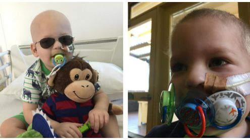 4 year-old Stephen has been diagnosed with leukaemia and also has asthma, which means that he needs constant supervision while at home. Thanks to charity TLC for Kids, Stephen's family now has peace of mind, with vital medical equipment provided to help monitor Stephen's condition when they are at home. #itsMYCAUSE #crowdfunding #baby #child #kids #charity #TLCforkids