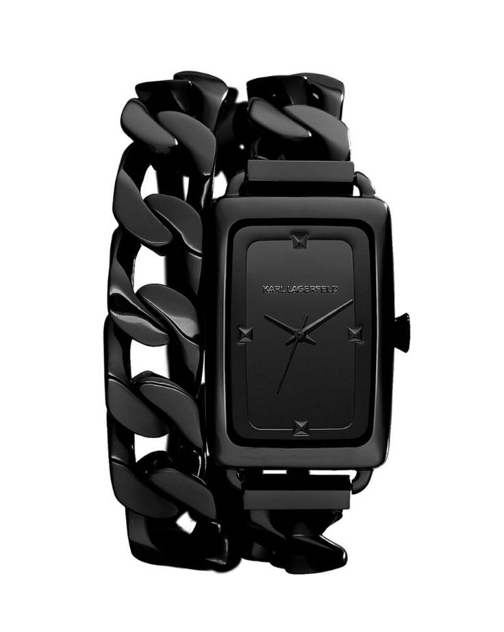 Karl Lagerfeld - Doublewrap Bracelet Watch ❤️