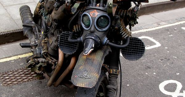 Post apocalyptic, Diesel punk and Punk on Pinterest