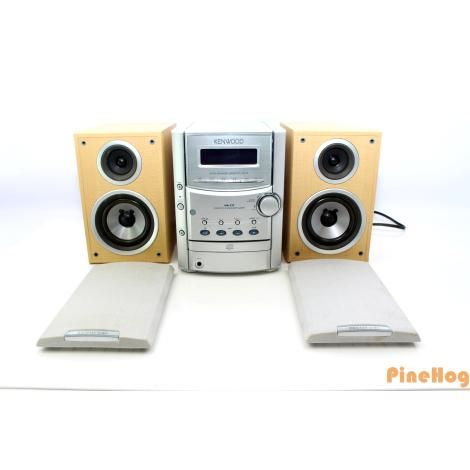 For Sale: Kenwood HM-332 AM/FM Radio Cassette-Corder AUX CD MICRO HI-FI COMPONENT SYSTEM