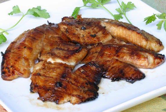 Grilled Fish Recipe Fish Recipes