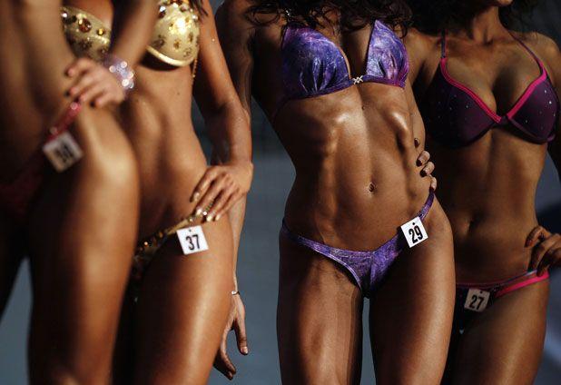 Físicoculturismo femenino | Emol Fotos