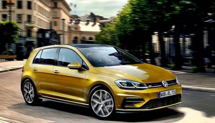 2020 Volkswagen Golf Concept Review And Release Date Volkswagen Volkswagen Golf Car