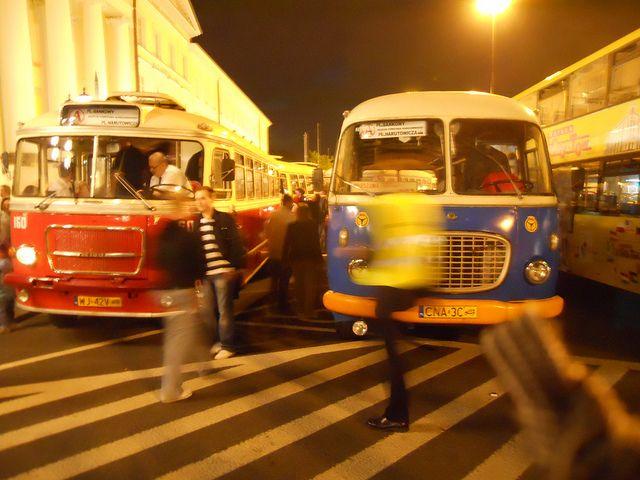 Communist Era Buses