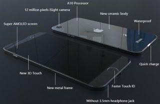 Informatyka nie taka straszna.. ciekawostki i nie tylko: Czym zaskoczy nas Iphone 7?