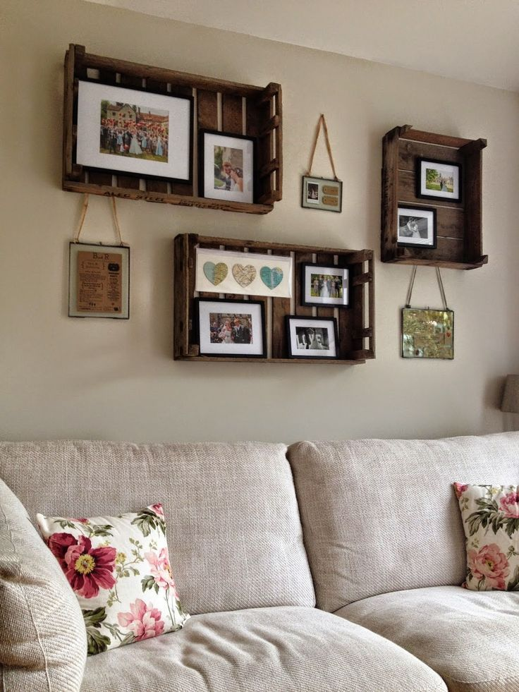 1000+ ideas about Crates On Wall on Pinterest | Crates, Crate ...