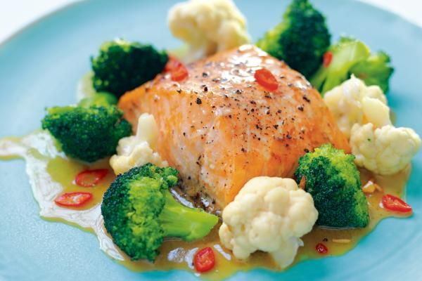 GOAL FOR WEEK 4 Eat oily fish to boost your omega-3 and vitamin D You are now well on the way with my eating programme. You've replaced white sugar with natural sweetness, swapped white flour for...