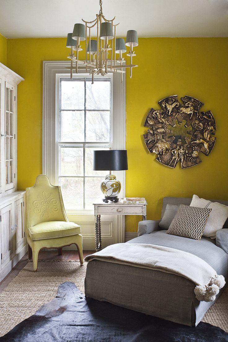 248 best Décor JAUNE / YELLOW images on Pinterest | Architecture ...