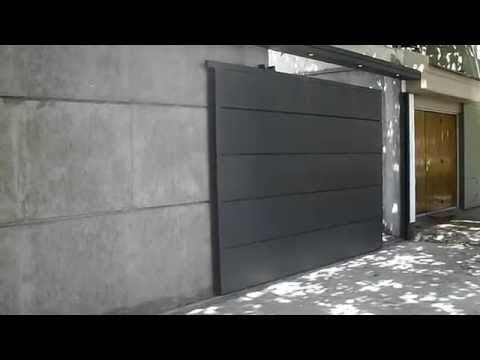 Corredizo automatico (PORTONES Y SISTEMAS, Mendoza, Argentina) - YouTube