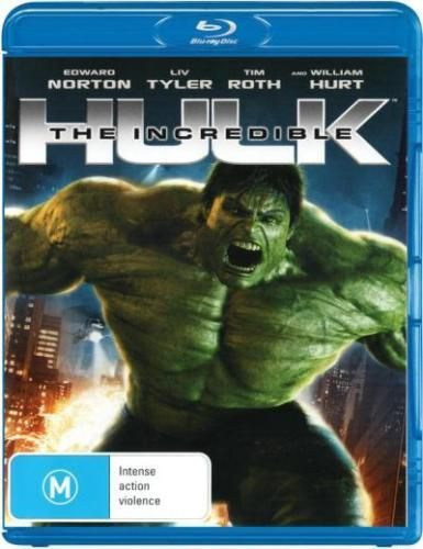 The #incredible hulk #(2008)  - blu-ray - new #region b,  View more on the LINK: 	http://www.zeppy.io/product/gb/2/281534822814/