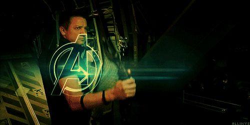The Avengers. Gif