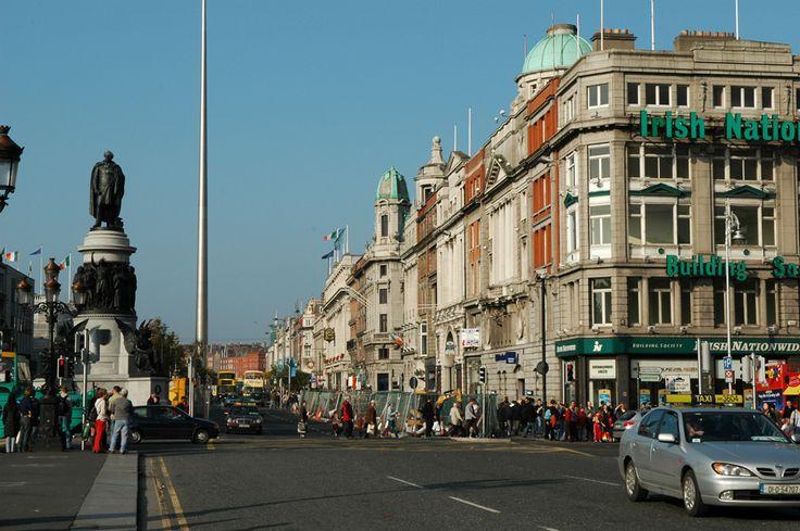 The Spire, Dublin, Ireland