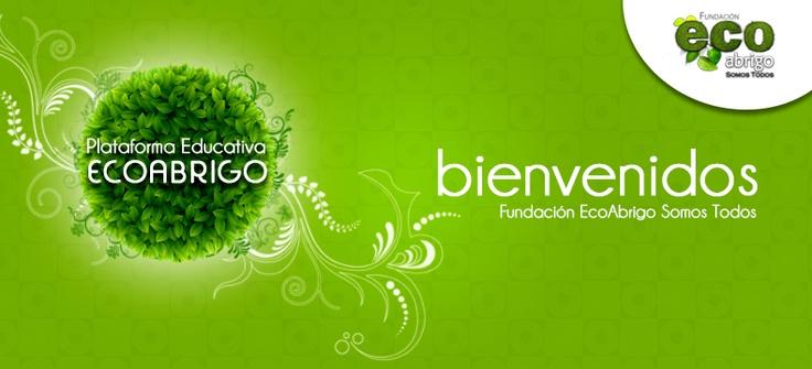 Plataforma Educativa EcoAbrigo  http://educacion.ecoabrigo.com.co