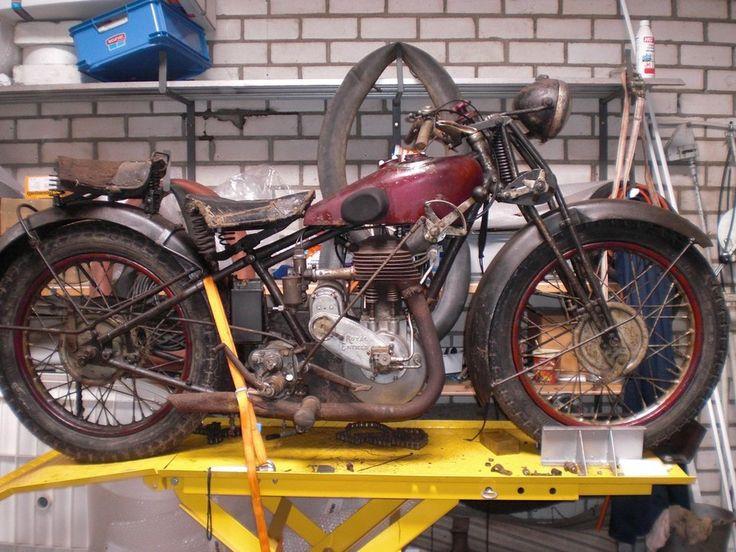 Speurders.nl: royal enfield 500cc 1929