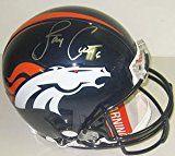Jay Cutler Denver Broncos Autographs