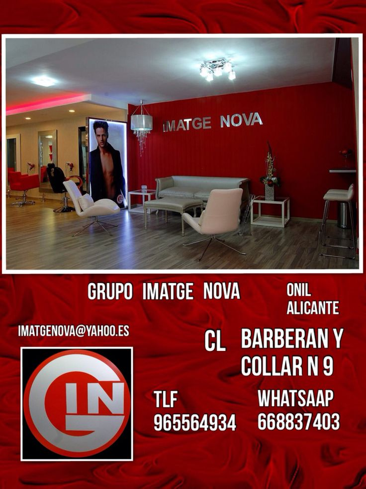 Contacto Grupo Imatge Nova