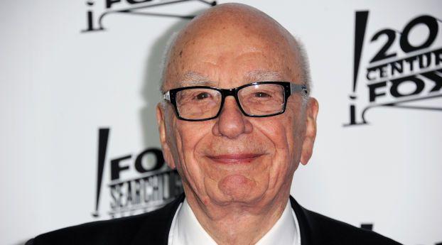 Rupert Murdoch Owner Media Mogul 21st Century Fox Rupert Murdoch Rupert