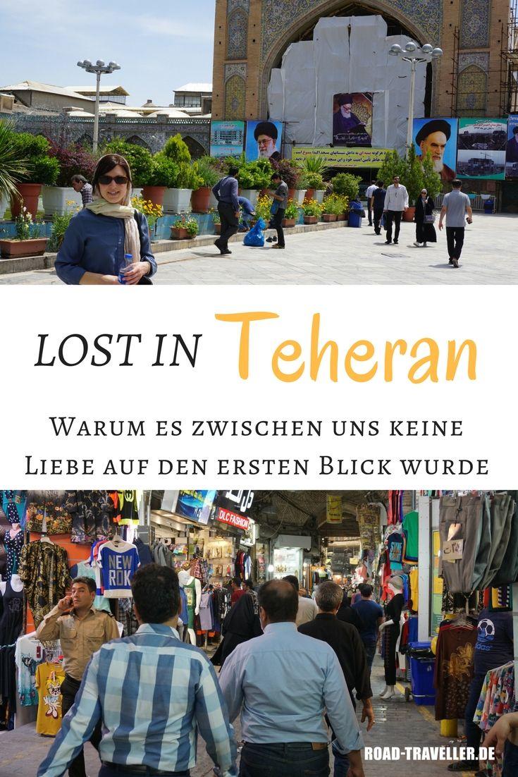 Unser Iran Abenteuer beginnt in Teheran. Der Großstadt Moloch und wir - das war keine Liebe auf den ersten Blick. Wie uns Irans Hauptstadt dann doch noch versöhnlich stimmte, lest ihr im Artikel.