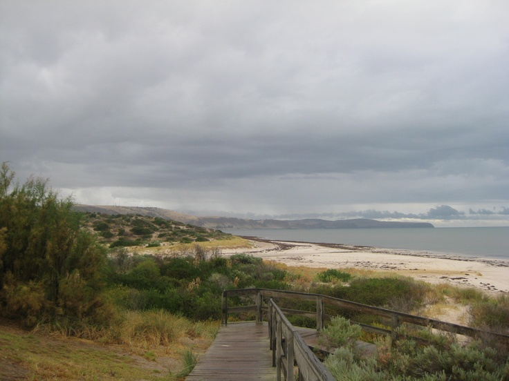 Beach @ Normanville, South Australia - loved my childhood here