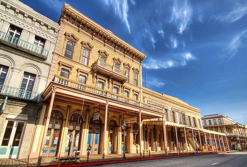 Sacramento: Built on Fields of Gold