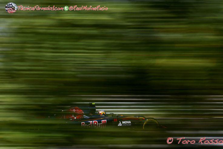 """Tost: """"La falta de fiabilidad le ha costado muchos puntos a Toro Rosso""""  #F1 #Formula1"""
