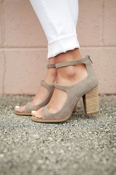 SEYCHELLES Radical 3 Strap Heel from Stitch Fix…