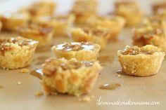 Salted Caramel Apple Tartlets Food Network