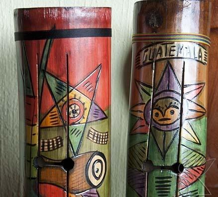 Mano arriba quien se enamora de las artesanías 100% Guate cada vez que las mira. 0/*