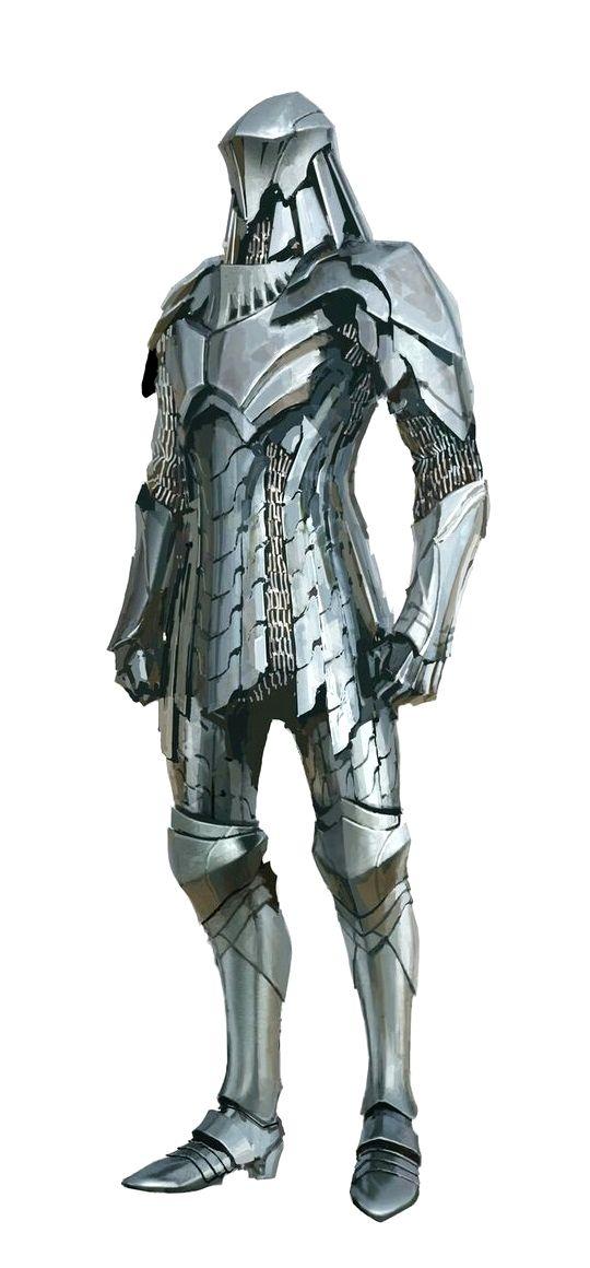 Elven Mithral Full Plate Battle Armor - Pathfinder PFRPG DND D&D d20 fantasy