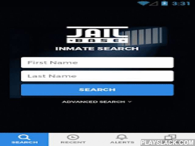JailBase - Arrests + Mugshots  Android App - playslack.com ,  JailBase provides arrest information to the public. Browse recent arrests, use our jail inmate search or view county mugshots all in one place. You can search for arrested persons you might know, and even get notified if someone you know gets arrested. All for free. Give it a try and install it now!Features- Search millions of arrest records.- New records are added daily (in some cases hourly).- Add notifications and get notified…